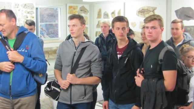Fossilienmuseum Dubiecko