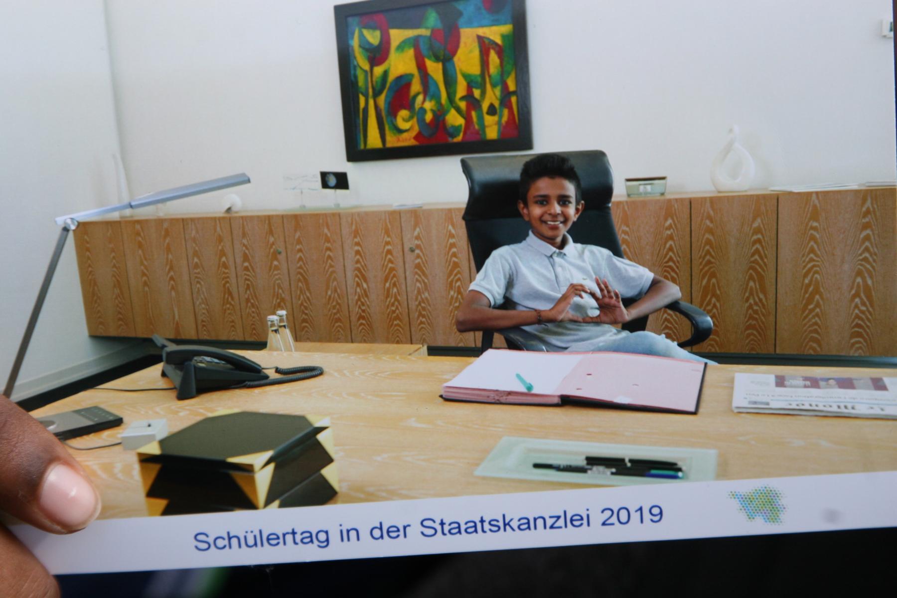 Schülertag Staatskanzlei 8